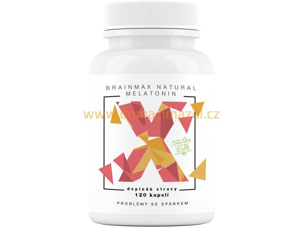BrainMax Natural Melatonin