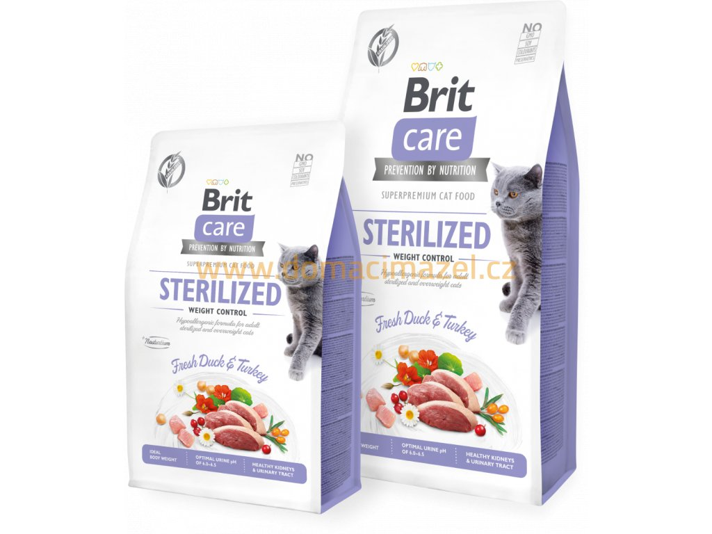 18461 BCC Dry food STERILIZED WEIGHT CONTROL