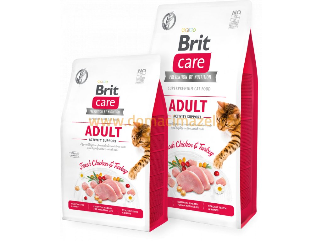 18461 BCC Dry food ADULT