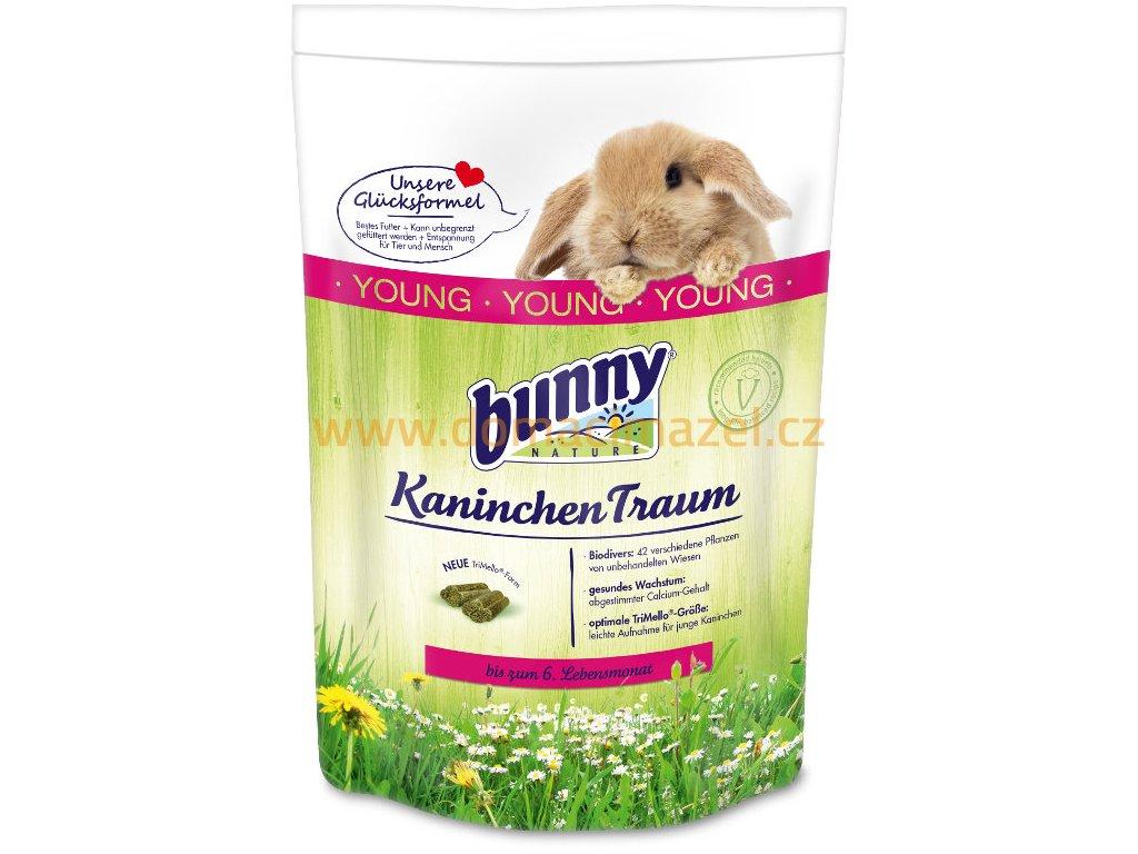 Bunny Nature krmivo pro králíky - young 1,5 kg