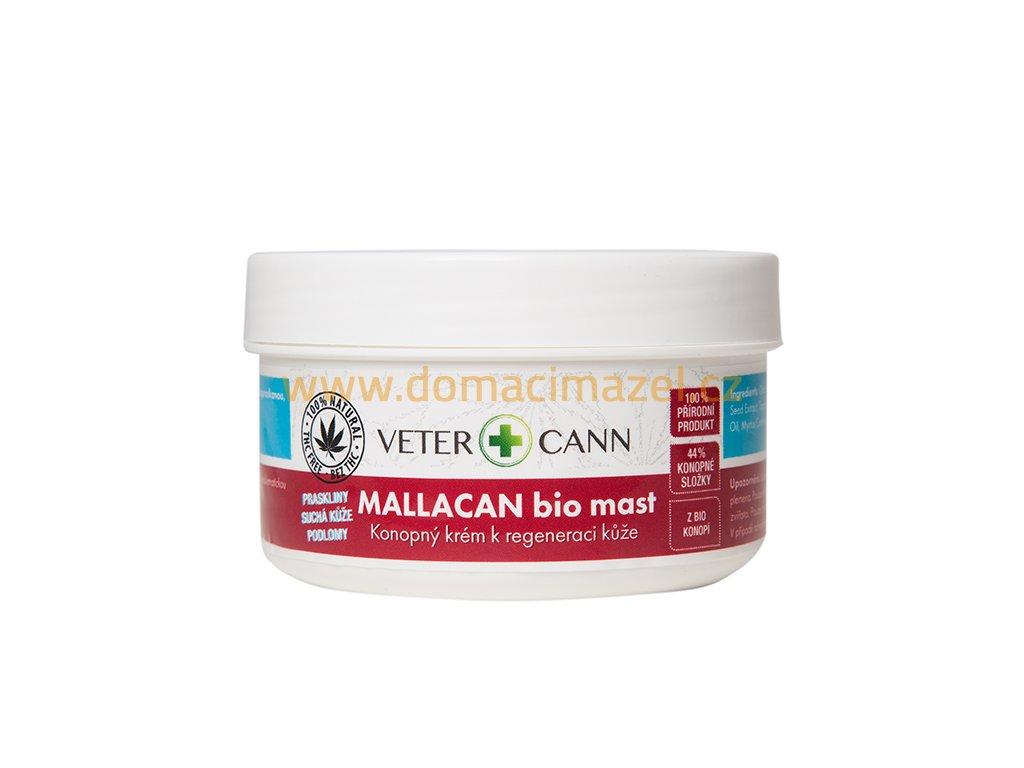 Vetercann Mallacan Bio mast 100 ml