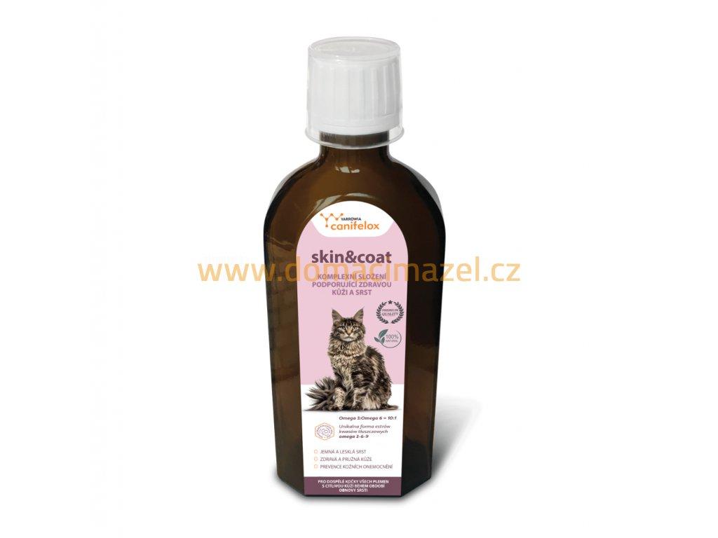 Canifelox Skin&Coat Cat 250 ml