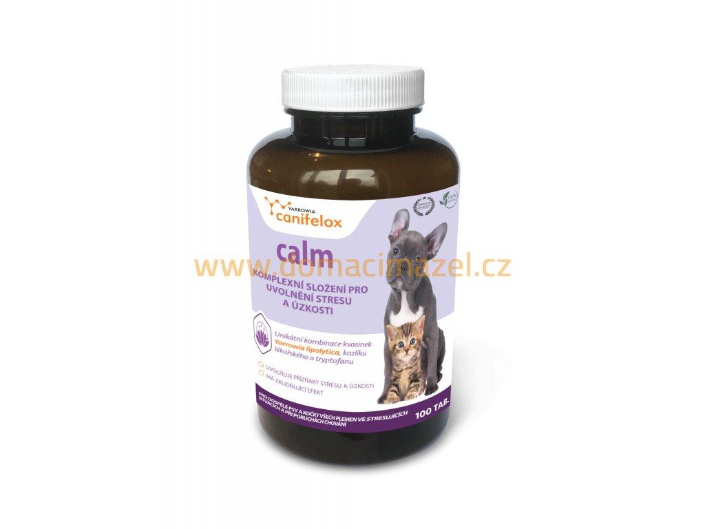 Canifelox Calm Dog&Cat 100 tbl.