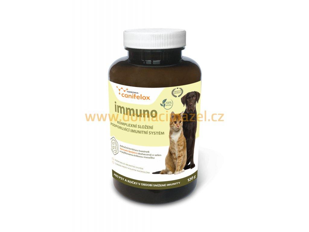 Canifelox Immuno Dog&Cat 120 g