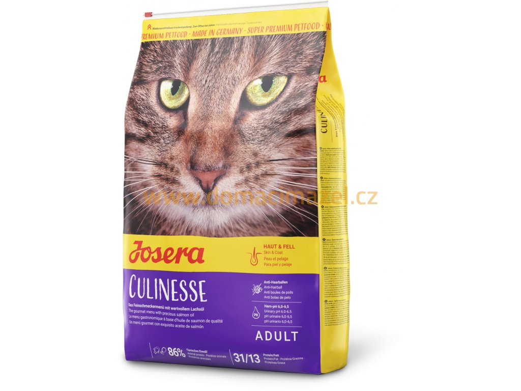 culinesse cat food 10kg 4 25kg