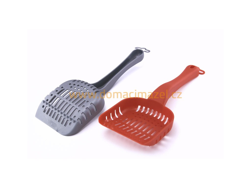 Cat Litter Scoop small made of plastic