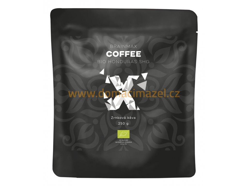 BrainMax Coffee - Káva Honduras SHG BIO, 250g - Zrno