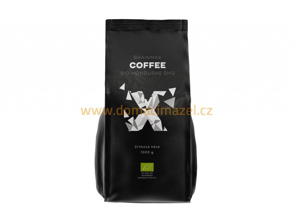 BrainMax Coffee - Káva Honduras SHG BIO - Zrno, 1kg
