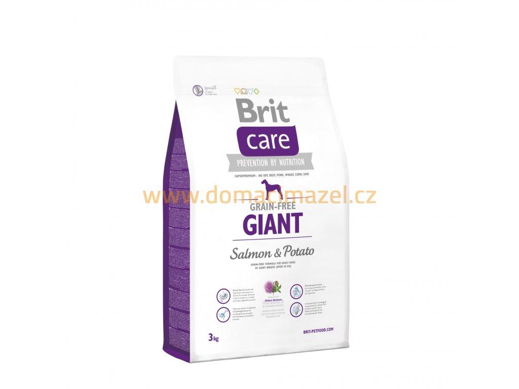 brit care 3kg giant