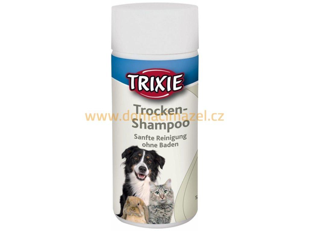 Suchý šampon Trixie pro psy a kočky - 100 g