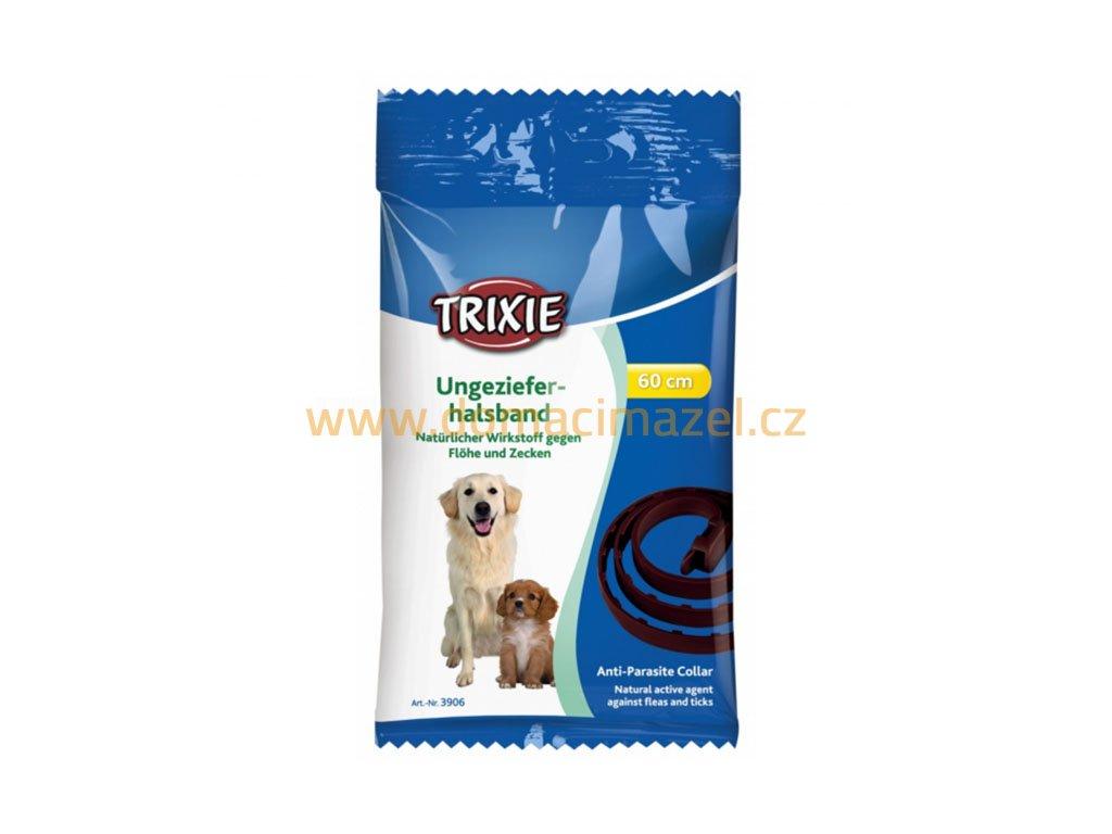 trixie antiparazit obojek domaci mazel 1