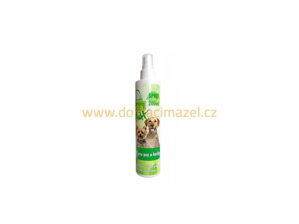 herba max sprey dog cat 200ml
