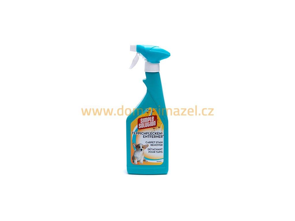 Carpet Cleaner OXY Orange - čistič na koberce - sprej, 750 ml