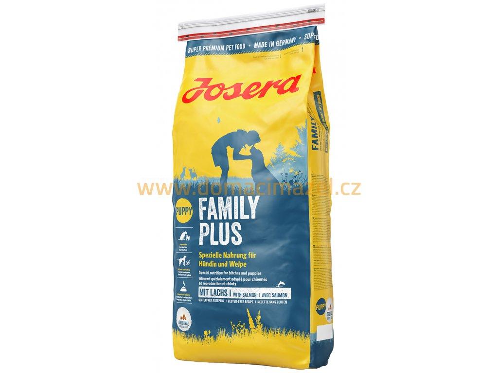 Josera Family Plus – 15 kg domaci mazel