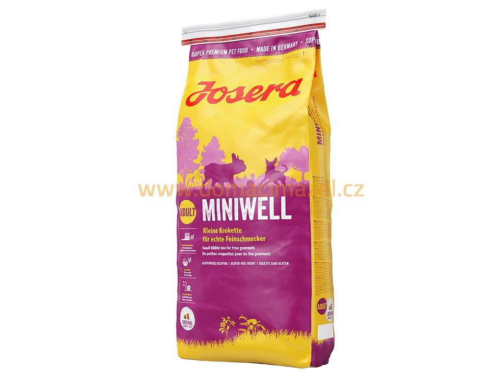 josera miniwell 15 kg domaci mazel