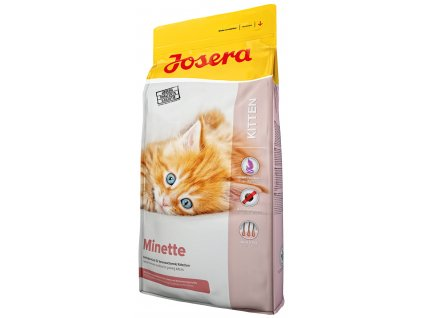 josera cat food minette