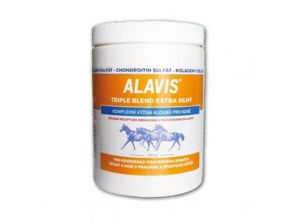 ALAVIS Triple Blend Extra silný - 700 g