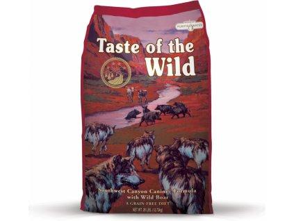 Taste of The Wild Southwest Canyon Canine