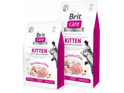 18461 BCC Dry food KITTEN 1