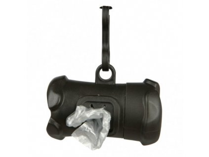Trixie Zásobník, pouzdro na sáčky plastový + jedno balení sáčků