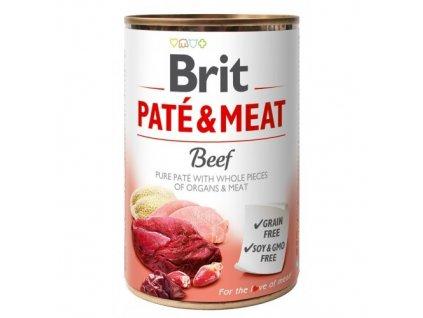 brit pate meat 400g beef 94