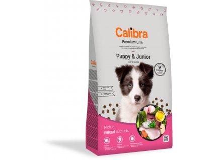 calibra dog premium line puppy junior