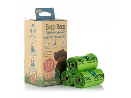 beco sacky na exkrementy s peprmintovou vuni ekologicke 120 ks 2234349 1000x1000 fit