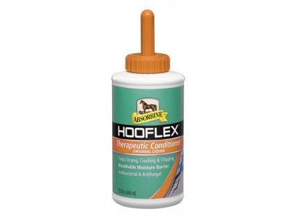 Absorbine Hooflex Kondicioner , olej na kopyta, Lahev se štětcem 450 ml