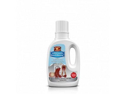 Absorbine Leather Therapy - Leather laundry rinse and dressing, máchadlo pro automatické pračky, láhev 591 ml