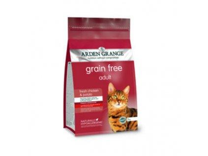 Arden Grange Adult Cat with fresh Chicken & Potato grain free