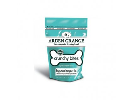 Arden Grange Crunchy Bites Light Dog rich in Chicken 225 g