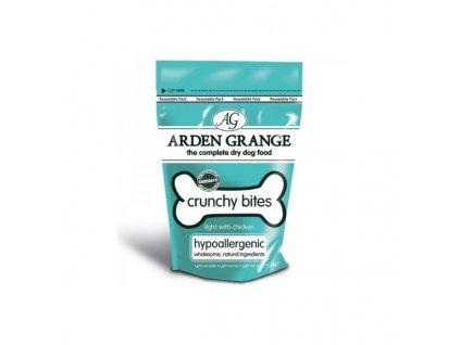 Arden Grange Crunchy Bites Light Dog rich in Chicken 225 g