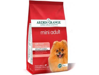 Arden Grange Mini Adult rich in fresh Chicken & Rice