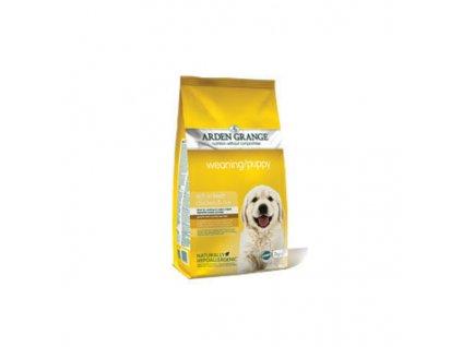 Arden Grange Weaning/Puppy rich in fresh Chicken & Rice