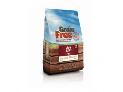 Best Breeder Grain Free Beef, Sweet Potato & Carrot