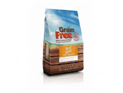 Best Breeder Grain Free Senior Turkey with Sweet Potato & Cranberry