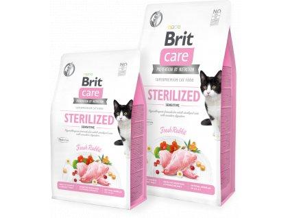 18461 BCC Dry food STERILIZED SENSITIVE 1
