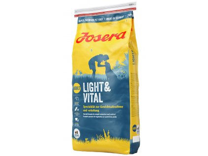 josera dog food light and vital