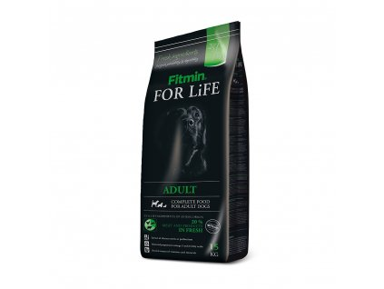 fitmin dog for life adult 15 kg h L