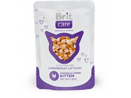 Kitten Chicken food