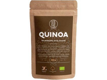 BrainMax Pure Quinoa BIO - mix 3 druhů, 250 g