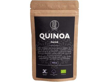 BrainMax Pure Quinoa BIO - černá, 250 g