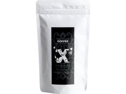 BrainMax Coffee - BIO Káva s medicinálními houbami - Reishi & Cordyceps, 200g