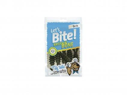 brit let s bite brushin bone 90 g