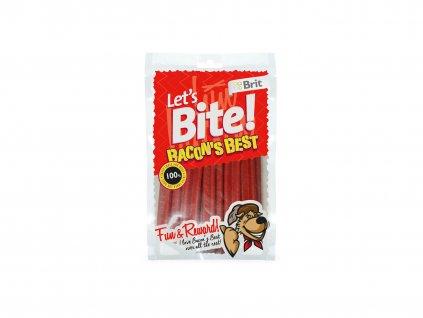 brit let s bite bacon s best slanina 105 g domaci mazel