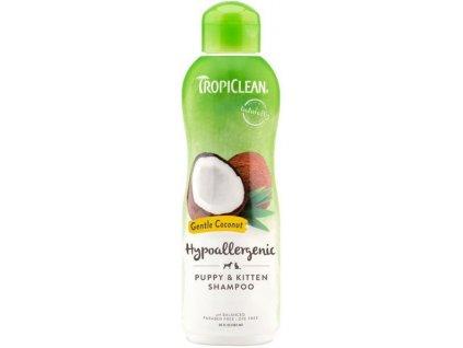 Tropiclean přírodní šampon Hypo-Allergenic - hypoalergenní a jemný 592ml