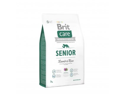 Brit Care Senior Lamb & Rice 3 kg 2
