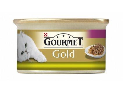 304647 gourmet konz.gourmet gold kure srdce jatra 85g