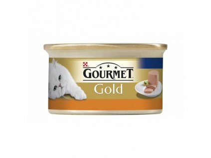 Gourmet gold paštika krůta cat - 85 g