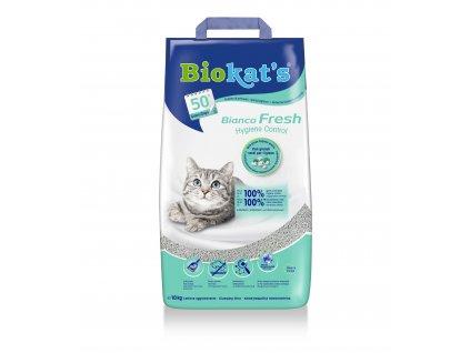 Stelivo Biokats bianco fresh control - 10 kg